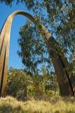 Memorial Austrália-Novo de Zealand Fotografia de Stock Royalty Free