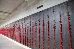 Memorial australiano da guerra Foto de Stock Royalty Free