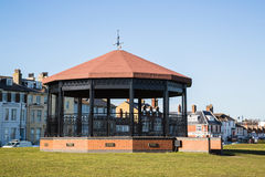 The memorial Bandstand, Deal, Kent, Stock Image