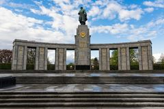 Memorial in Berlin Stock Images