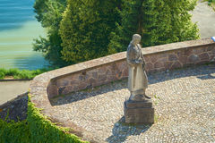 Memorial in Breisach in mash gau Royalty Free Stock Images