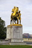 Memorial Bridge Royalty Free Stock Photography