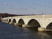 Memorial Bridge Royalty Free Stock Image