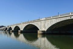 Memorial Bridge Stock Photo
