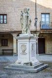 Memorial Burgo de Osma Stock Image