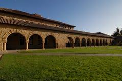 Memorial C da Universidade de Stanford imagens de stock royalty free