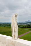 Memorial canadense da guerra de Vimy Ridge, France Fotos de Stock Royalty Free