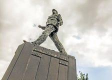 Memorial of Charles de Gaulle   in Paris Royalty Free Stock Photos
