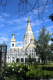 Memorial Church of All Saints in Minsk Stock Photography