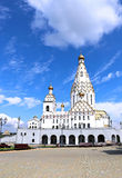 Memorial Church of All Saints in Minsk Stock Photo