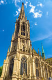 Memorial Church of the Protestation in Speyer Stock Photography