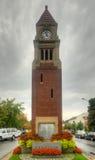 Memorial Clock Tower - Niagara-on-the-Lake, Ontario Stock Image