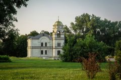 The memorial complex of the Brest fortress in Belarus. Royalty Free Stock Photography
