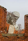 The memorial complex Brest Fortress-Hero. Main Monument. Royalty Free Stock Photos