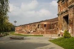 Memorial Complex «Brest Hero-Fortress» Stock Images