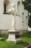 Memorial Cross Dmitry Pozharsky. Suzdal Royalty Free Stock Photo