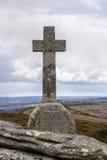 Memorial cross Royalty Free Stock Photos