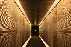 Memorial da deporta16cao em Paris, França Fotografia de Stock