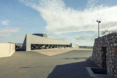 Memorial da fortaleza de Maxim Gorky II Imagem de Stock