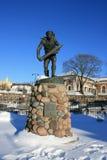 Memorial da guerra Foto de Stock Royalty Free