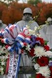 Memorial da Guerra da Coreia fotos de stock royalty free