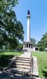 Memorial da paz de NY no parque do ponto Fotografia de Stock Royalty Free