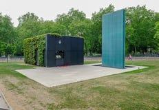 Memorial da polícia nacional, St James Park, Londres Imagens de Stock