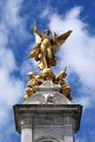 Memorial da rainha Victoria Fotografia de Stock Royalty Free