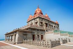 Memorial da rocha de Vivekananda Imagens de Stock