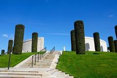 Memorial das forças armadas, arboreto memorável nacional Fotografia de Stock Royalty Free