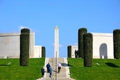 Memorial das forças armadas, arboreto memorável nacional Fotografia de Stock