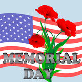 Memorial Day. Royalty Free Stock Photos
