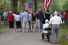 Memorial Day 2011 Royalty Free Stock Photography