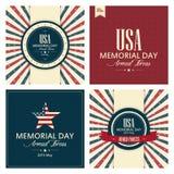 Memorial Day Foto de archivo libre de regalías
