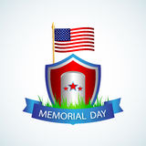 Memorial day_001 Imagens de Stock Royalty Free