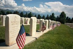Memorial Day Fotografia de Stock Royalty Free