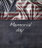 Memorial day. Royalty Free Stock Image