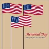 Memorial day Royalty Free Stock Photo