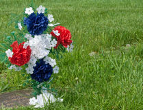 Memorial Day Cross Stock Images