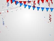 Memorial Day die achtergrond begroeten Vierings vectorillustratie Stock Foto's