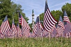 Memorial Day en Boston Imagen de archivo