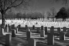 Memorial Day en el desierto Imagen de archivo