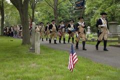 Memorial Day honors  Stock Photos