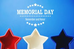Free Memorial Day Message Stock Image - 147526801