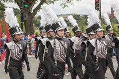 Memorial Day Parade - Washington D.C. Stock Images
