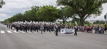 Memorial Day Parade - Washington D.C. Royalty Free Stock Image