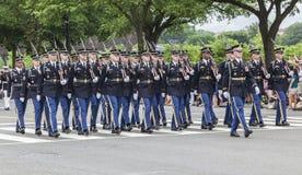 Memorial Day Parade - Washington D.C. Stock Image