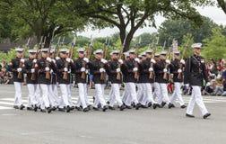 Memorial Day Parade - Washington D.C. Stock Photos