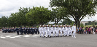 Memorial Day Parade - Washington D.C. Stock Photography