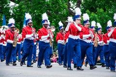 Memorial Day parade 2013, Washington DC, USA Stock Images